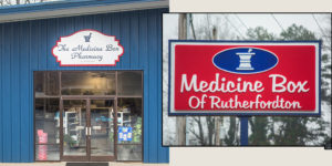 Medicine Box Rutherfordton