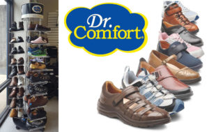 Dr. Comfort Therapeutic Shoes
